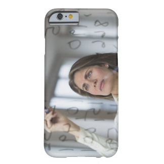 USA, New Jersey, Jersey City, Businesswoman Barely There iPhone 6 Case