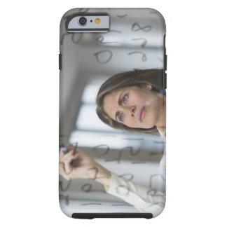 USA, New Jersey, Jersey City, Businesswoman Tough iPhone 6 Case