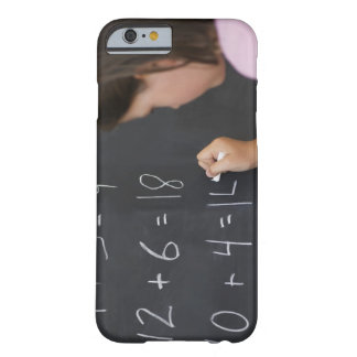 USA, New Jersey, Jersey City, Close up of girl Barely There iPhone 6 Case