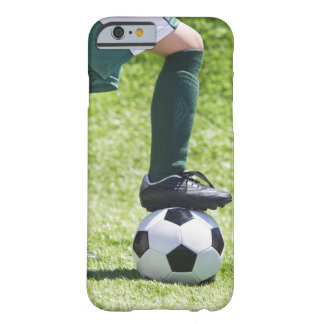 USA, New Jersey, Jersey City, Close up of girl's Barely There iPhone 6 Case