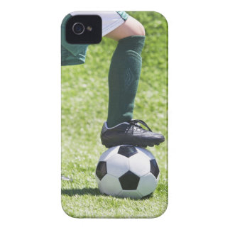 USA, New Jersey, Jersey City, Close up of girl's Case-Mate iPhone 4 Case
