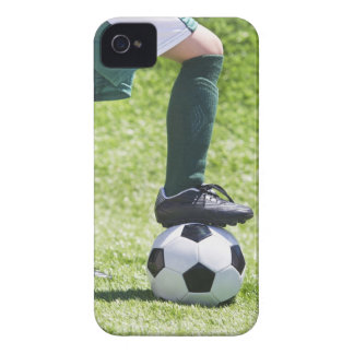 USA, New Jersey, Jersey City, Close up of girl's iPhone 4 Case-Mate Case