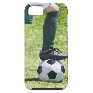 USA, New Jersey, Jersey City, Close up of girl's iPhone 5 Cover