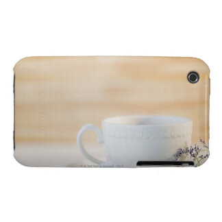 USA, New Jersey, Jersey City, cup and saucer iPhone 3 Case-Mate Case