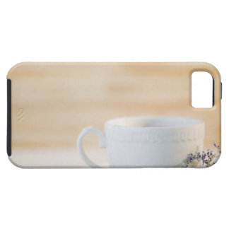 USA, New Jersey, Jersey City, cup and saucer iPhone SE/5/5s Case