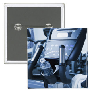 USA New Jersey Jersey City Exercise machine Buttons