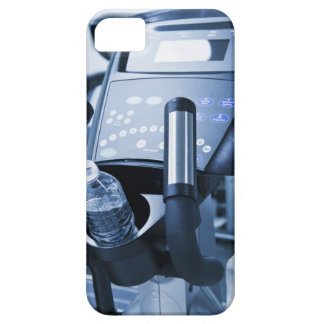 USA, New Jersey, Jersey City, Exercise machine iPhone SE/5/5s Case