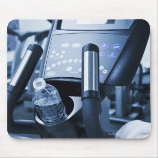 USA, New Jersey, Jersey City, Exercise machine Mouse Pad