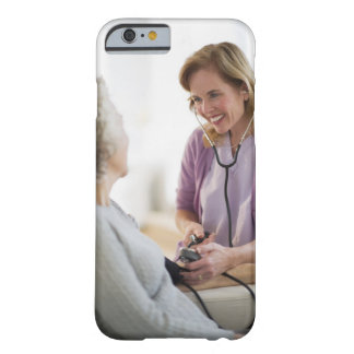 USA, New Jersey, Jersey City, Female nurse Barely There iPhone 6 Case