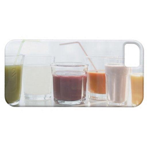 USA, New Jersey, Jersey City, fresh smoothies iPhone 5 Case