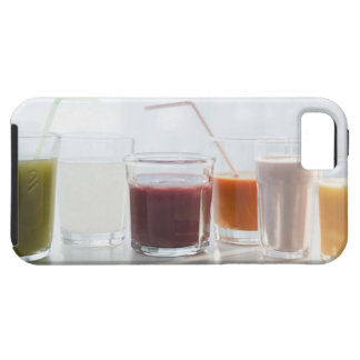 USA, New Jersey, Jersey City, fresh smoothies iPhone 5 Cover