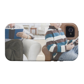 USA, New Jersey, Jersey City, grandfather iPhone 4/4S Cover
