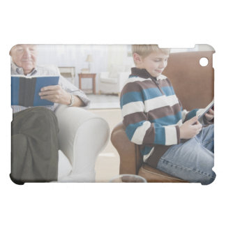 USA, New Jersey, Jersey City, grandfather iPad Mini Cover