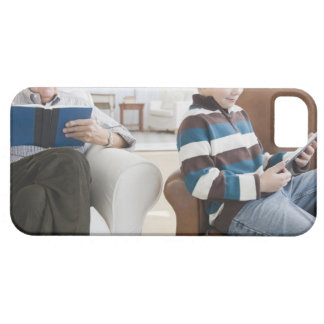 USA, New Jersey, Jersey City, grandfather iPhone SE/5/5s Case