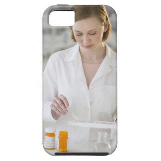 USA, New Jersey, Jersey City, pharmacist iPhone 5 Case