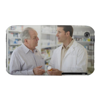 USA, New Jersey, Jersey City, Pharmacist iPhone 3 Case-Mate Case