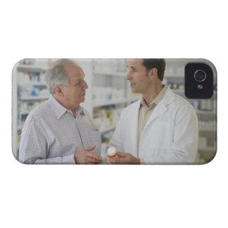 USA, New Jersey, Jersey City, Pharmacist iPhone 4 Case
