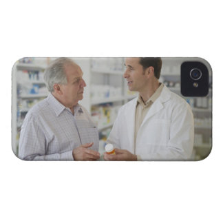 USA, New Jersey, Jersey City, Pharmacist iPhone 4 Case-Mate Case