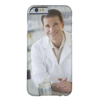 USA, New Jersey, Jersey City, Portrait of Barely There iPhone 6 Case
