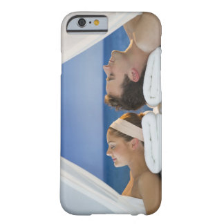 USA, New Jersey, Jersey City, Portrait of young Barely There iPhone 6 Case