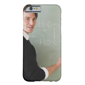 USA, New Jersey, Jersey City, young teacher Barely There iPhone 6 Case