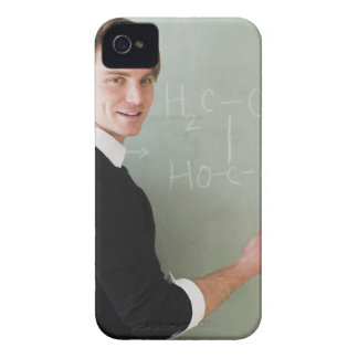 USA, New Jersey, Jersey City, young teacher Case-Mate iPhone 4 Case