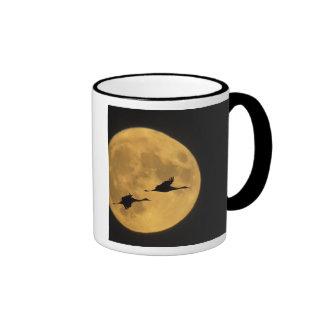 USA, New Mexico, Bosque del Apache National Ringer Mug