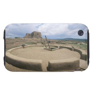 USA, New Mexico, Pecos National Historical Park, iPhone 3 Tough Case