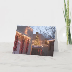 New Mexico Christmas Cards Zazzle
