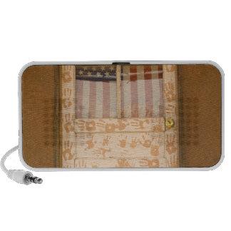 USA, New Mexico, Taos: Taos Indian Pueblo iPod Speaker