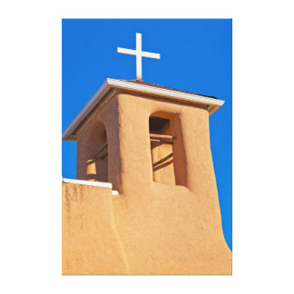 USA, New Mexico. Top Rancho De Taos Canvas Print