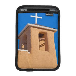 USA, New Mexico. Top Rancho De Taos iPad Mini Sleeve