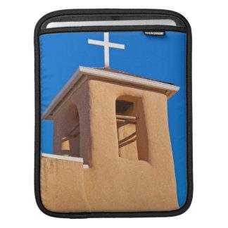 USA, New Mexico. Top Rancho De Taos Sleeves For iPads
