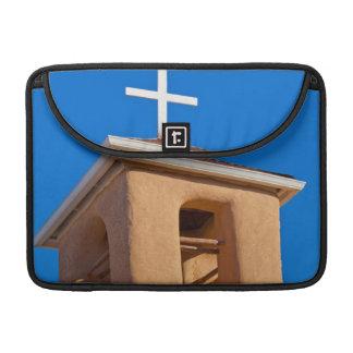 USA, New Mexico. Top Rancho De Taos Sleeves For MacBook Pro