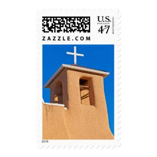 USA, New Mexico. Top Rancho De Taos Postage
