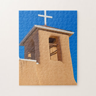 USA, New Mexico. Top Rancho De Taos Puzzles