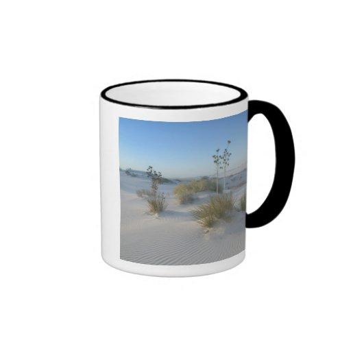 USA, New Mexico, White Sands National 2 Coffee Mug