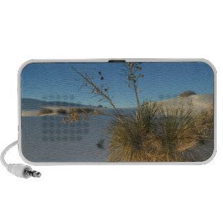 USA, New Mexico, White Sands National 3 Speaker System