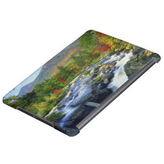 USA, New York. A waterfall in the Adirondack Case For iPad Air