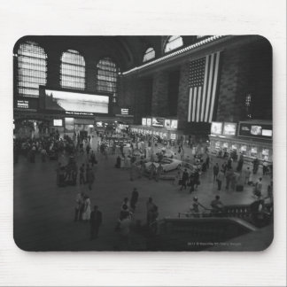 USA New York City Grand Central Station Mouse Pad