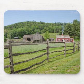 USA, New York, Cooperstown, Farmers' Museum Mouse Pad