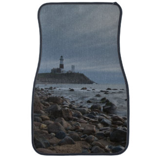 USA, New York, East Hampton. Montauk Point Car Mat