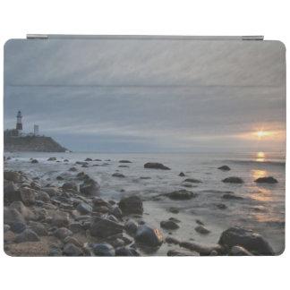 USA New York East Hampton Montauk Point iPad Cover
