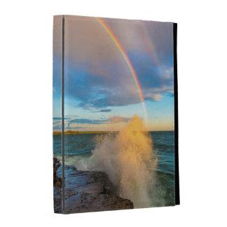 USA, New York, Lake Ontario, Clark's Point iPad Folio Covers