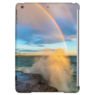 USA, New York, Lake Ontario, Clark's Point iPad Air Case