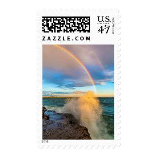 USA, New York, Lake Ontario, Clark's Point Postage