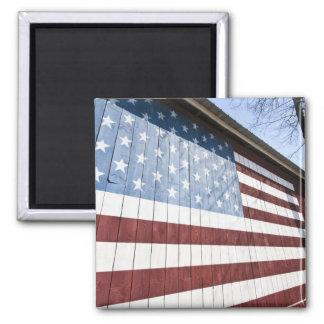 USA, New York, Long Island, The Hamptons. Magnet