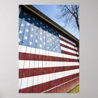 USA, New York, Long Island, The Hamptons. Poster
