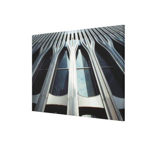USA, New York, Manhattan, World Trade Center Canvas Print