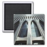 USA, New York, Manhattan, World Trade Center Magnet